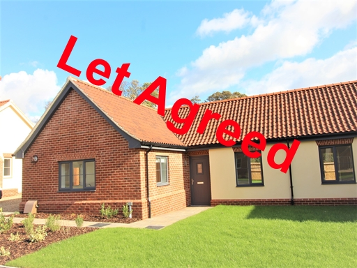 2 Bedroom Bungalow to Let in... Let Agreed