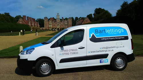 Bartlettings Van